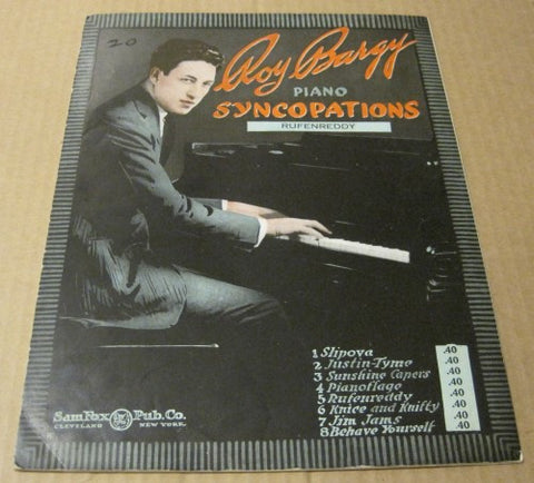 Roy Bargy - Piano Syncopations