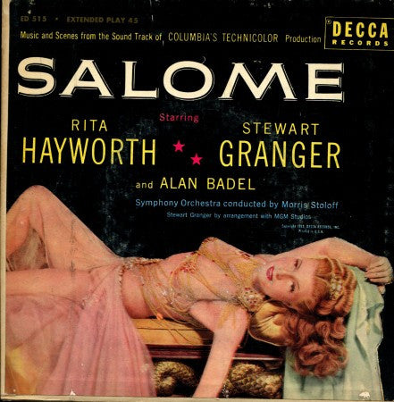 Rita Hayworth - Salome