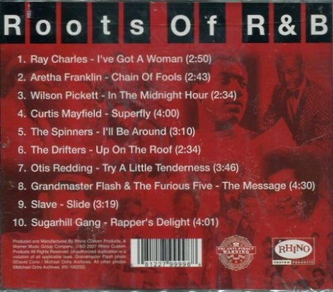 Various - Roots of R&B