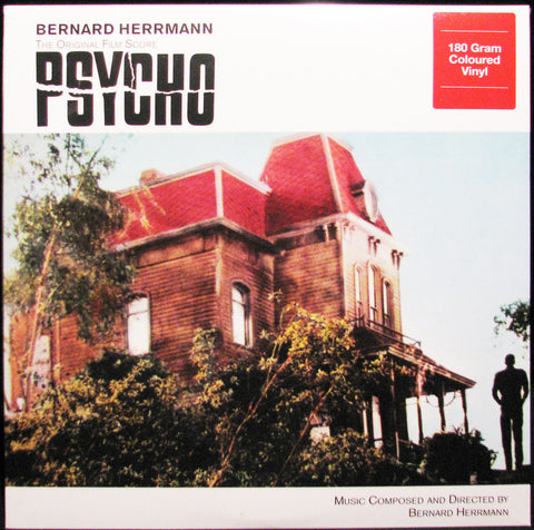 Psycho - Soundtrack to the Alfred Hitchcock classic - 180g Colored vinyl!