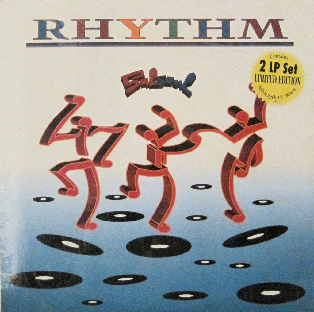 "VA - Salsoul Rhythm - 2 LP set - Unique 12"" Mixes of disco classics!"