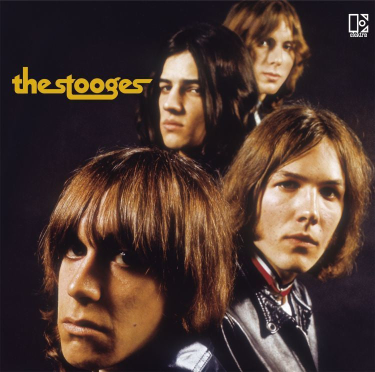 Stooges - Debut album on Colored Vinyl!