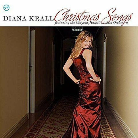 Diana Krall - Christmas Songs w/ The Clayton / Hamilton Jazz Orchestra