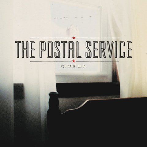 Postal Service - Give Up - w/ download card!