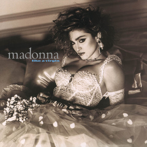 Madonna - Like a Virgin Limited Edition WHITE VINYL LP