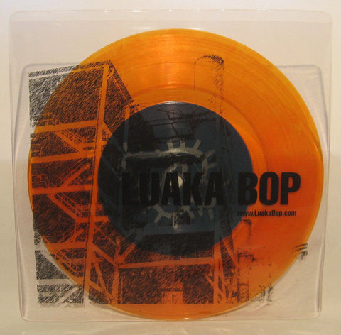 Luaka Bop - Special Edition 4 track EP  - colored vinyl