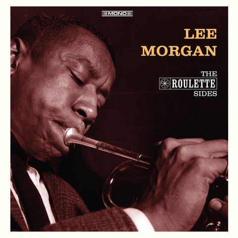 "Lee Morgan - The Roulette Sides 10"" EP MONO"