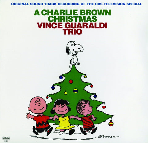 Vince Guaraldi Trio - A Charlie Brown Christmas LTD Green Vinyl
