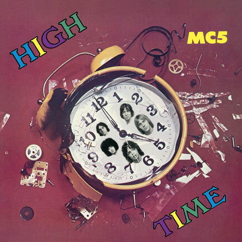 MC5 - High Time - 180g