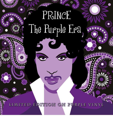 Prince - The Purple Era - COLORED vinyl!!