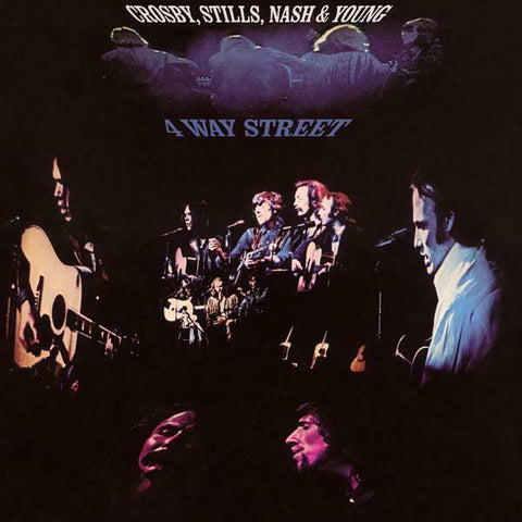 Crosby, Stills, Nash & Young - 4 Way Street - Limited 3 LP expanded edition!