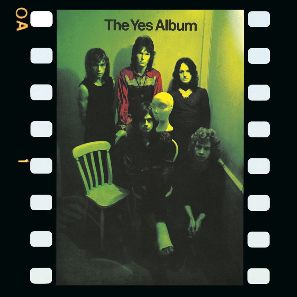 YES - The Yes Album - 180g Vinyl