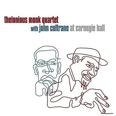 Thelonious Monk with John Coltrane - At Carnegie Hall