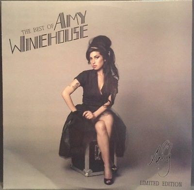Amy Winehouse The Best Of Amy Winehouse Colored Vinyl