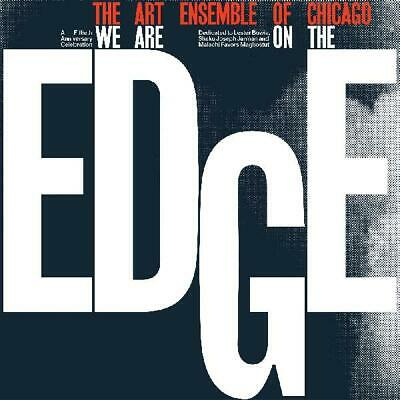 Art Ensemble of Chicago - We Are On The Edge - 2 LP 50th Anniversary