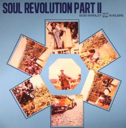 Bob Marley & The Wailers Soul Revolution Part II - Import LP