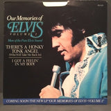 Elvis Presley - There's a Honky Tonk Angel / I've Got a Feeling in My Body w/ PS