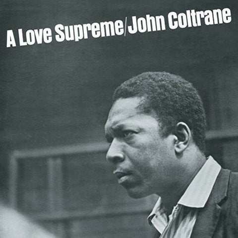 John Coltrane - A Love Supreme 180g import