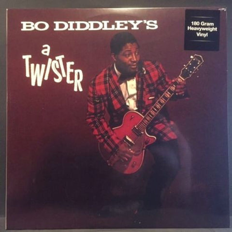 Bo Diddley - Bo Diddley is a Twister 180g