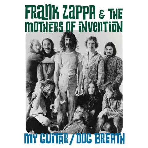Frank Zappa & The Mothers of Invention - My Guitar / Dog Breath w/ PS RSD