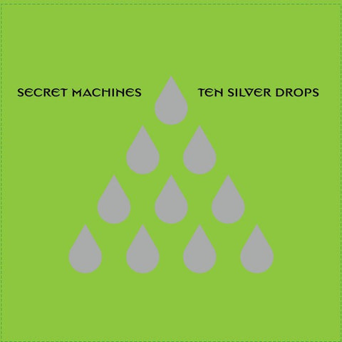 Secret Machines - Ten Silver Drops DLX - 2LP Limited Run Out Groove