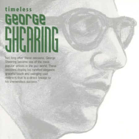 George Shearing - Timeless