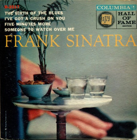 Frank Sinatra - Hall of Fame