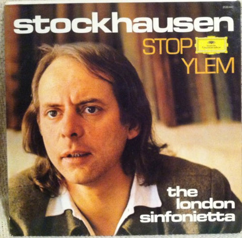 Stockhausen - Stop-Ylem