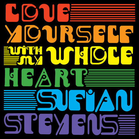Sufjan Stevens - 4 track EP w/ PS on random colored vinyl! - Limited!
