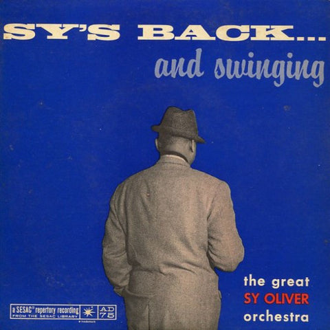 Sy Oliver - Sy's Back and Swinging