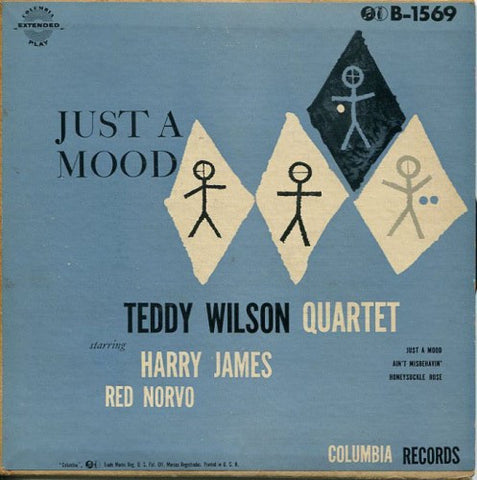 Teddy Wilson - Just a Mood Ep
