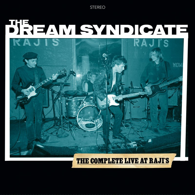 Dream Syndicate - The Complete Live at Raji's Limited Edition 2LP set
