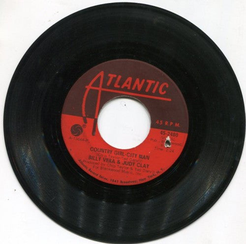 Billy Vera & Judy Clay - So Good (To Be Together)/ Country Girl - City Man