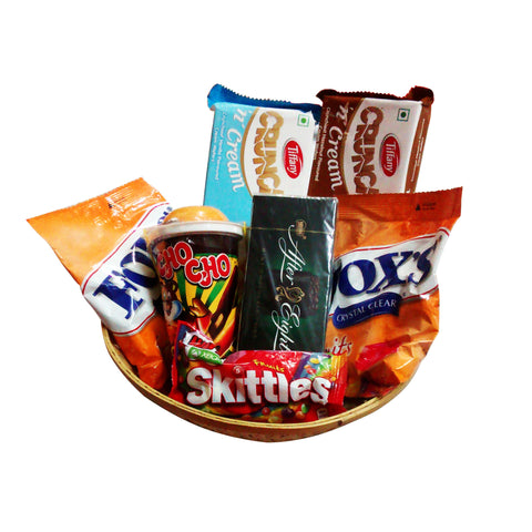 Raja Ji Fox's , Cho Cho, Candies Gift Basket - 8001119