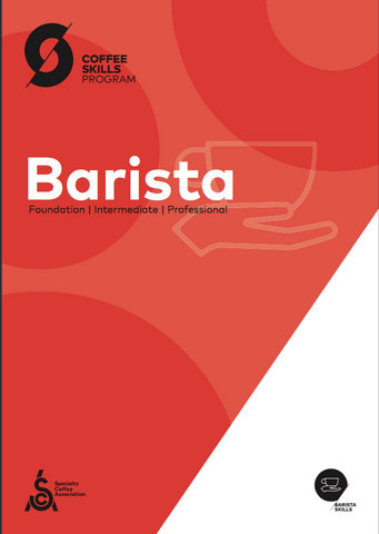 SCA CSP Barista Skills Foundation & Intermediate