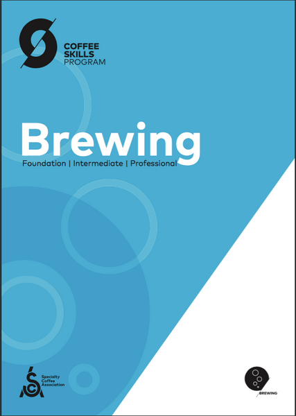 SCA CSP Brewing Professional