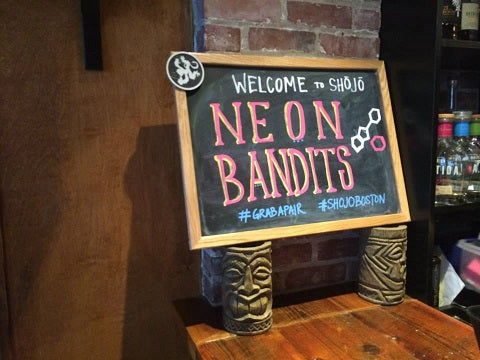 Neon Bandits Launch Party