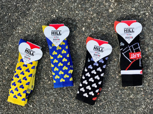 Custom Socks from Heartbreak Hill Running Company