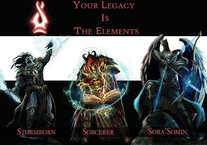Elements Legacy | Dreamscape: Laruna