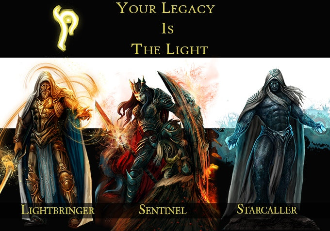 Light Legacy | Dreamscape: Laruna