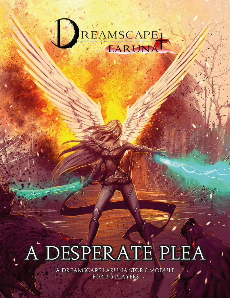 A Desperate Plea Story Module PDF (Digital Edition)