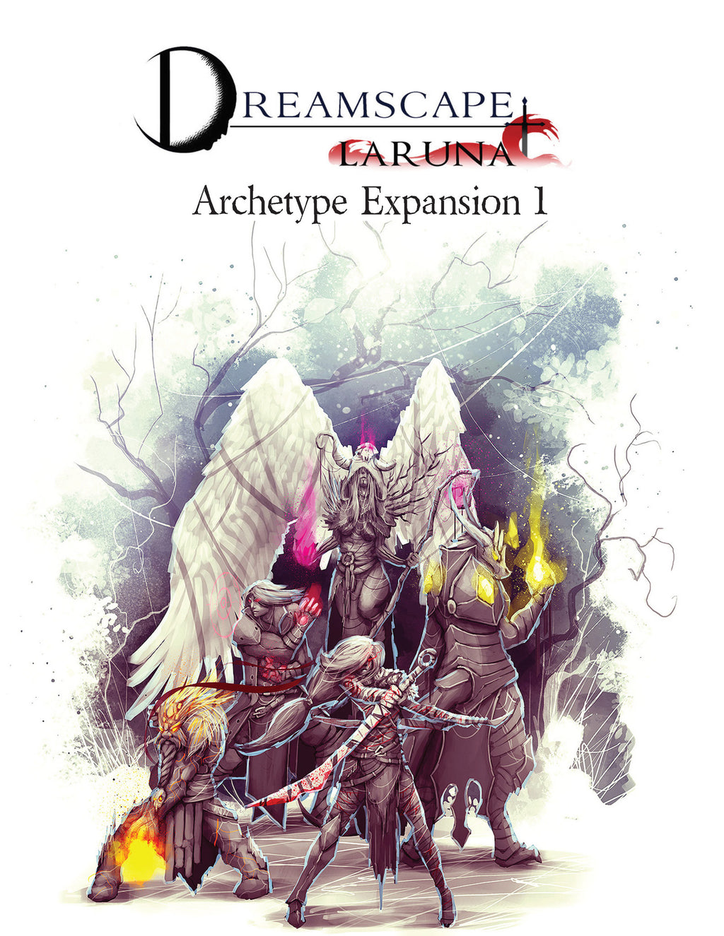 Archetype Expansion 1 PDF (Digital Edition)