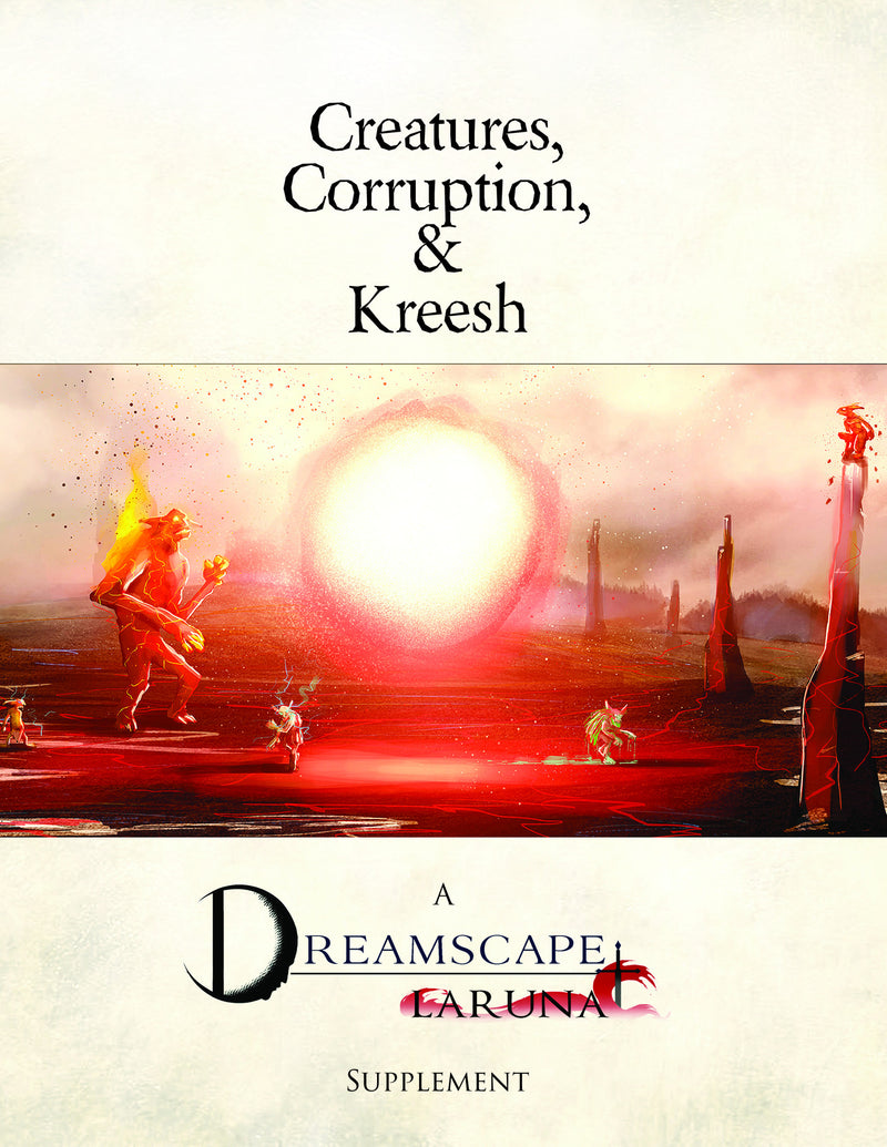 Creatures, Corruption, and Kreesh PDF (Digital Edition)