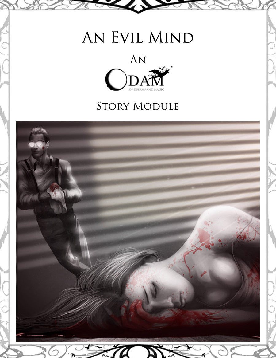 An Evil Mind Story Module PDF (Digital Edition)