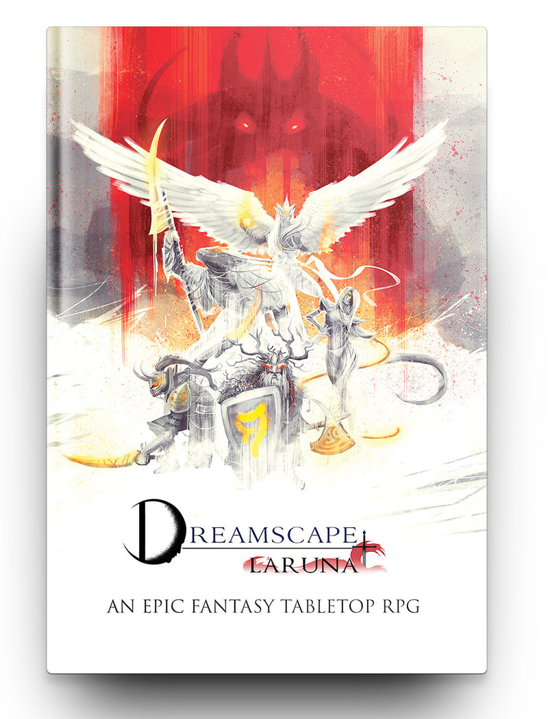 Dreamscape: Laruna Hardcover & PDF Bundle