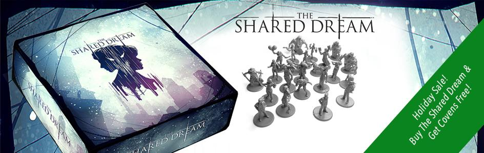The Shared Dream | Kickstarter