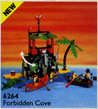 "Lego® Pirates Sets #1788, #6256, #6264, #6278, #6292 ""Islanders Sets"" Sticker Sheet"