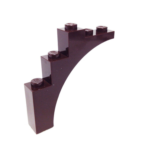 Lego Parts: Brick, Arch 1 x 5 x 4 - Continuous Bow (4518606 - 2339)