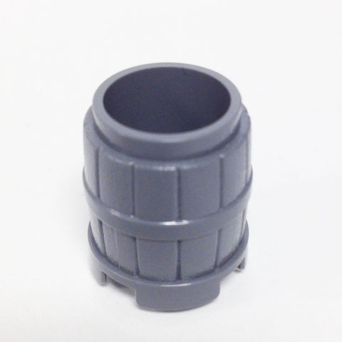 Lego Parts: Container, Barrel 2 x 2 x 2 (DBGray)