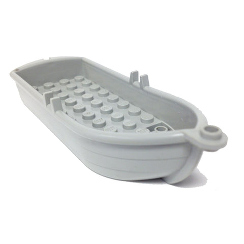 Lego Boat, 14 x 5 x 2 with Oarlocks (4633891 - 2551)